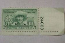 $0.03 Cents Puerto Rico Inauguration Jan. 2, 1943 Stamp #24063