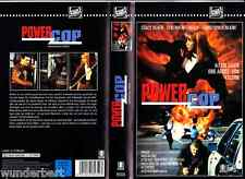 """VHS - """" Power COP ( Irresistible Force ) """" (1993) Cynthia Rothrock - Stacy Keach"""