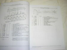 John Deere 4010 Wheel Tractor Parts Catalog / Manual