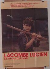 LACOMBE LUCIEN (A0-Pl. '74) - LOUIS MALLE / PIERRE BLAISE
