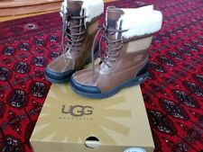 UGG 1005582K BUTTE II WORCESTER  WATERPROOF WINTER SNOW BOOTS KIDS SIZE 3 Youth