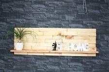 Regal Wandregal Palettenmöbel 3D Wandbild Bord Küche Wood panel #20