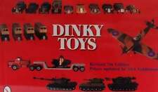 LIVRE/BOOK : DINKY TOYS (jouet,guide de prix,argus,price guide,voiture,diecast)