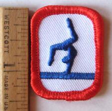 Girl Scout Cadette Senior GYMNASTICS BADGE IP Council Own Balance Beam Gym Patch