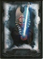 Star Wars Masterwork 2016 Base Card #35 Shaak Ti