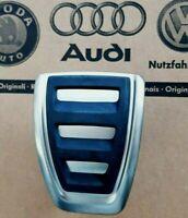Audi A4 B8 original S4 S-line Bremse Pedalkappe A5 A6 4G Q5 brake pedal pad cap
