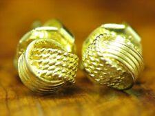 8kt 333 Yellow Gold Studs /Earrings /Earrings/