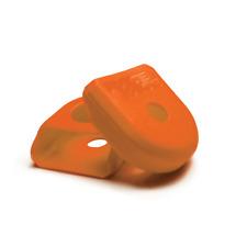 RACE FACE Protector Bielas Alu Naranja RFPT19BOTA.ORG Drivetrain Crank Sets MTB