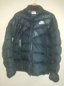 Nike Sportswear Down Fill WindRunner Mens Hooded Puffer Jacket Sz L 928833-010