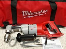"Milwaukee•0721-20•M28 28V Lith-Ion•1/2"" Right Angle Drill/Driver•Tool Only•New!"