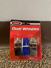 Athletic Works Dual Whistles Package Of 2 Solid Brass By Wal-Mart