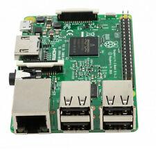 Raspberry Pi 3 Model b Board 1.2GHz 1GB RAM 64bit CPU WiFi & Bluetooth LE