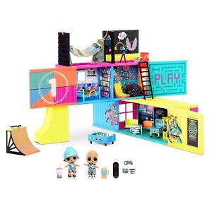 L.O.L. Surprise! Clubhouse Playset with 40+ Surprises and 2 Exclusives Dolls NEW