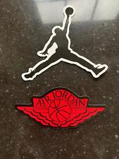 Air Jordan Wings/Jumpman Sticker Laptop Guitar Decal Sticker Last One!