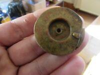 excellent vintage Hardy Alnwick fishing brass 2 bait mount trace wire bobbin