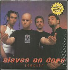 Anew Revolution SLAVES ON DOPE Samplr PROMO CD Single SEALED Hed Pe Soulfly TOUR
