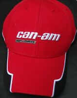 BRP CAN AM  SPYDER MOTORCYCLE MENS OR WOMANS CAP HAT ADJUSTABLE NWOT (299-2)