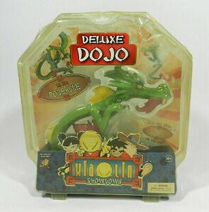 New XIAOLIN Showdown Deluxe DOJO Ultra Poseable Dragon Action Figure