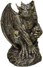 Design Toscano Silas the Gargoyle Sentry Statue - Medium