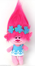 "7"" DreamWorks Movie Trolls Figure Poppy Branch Plush Doll Baby Toy Gifts"
