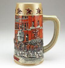 "Rare Budweiser Brew House National Historical Landmark Series ""A"" Beer Stein"