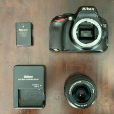 Nikon D D5100 16.2MP Digital SLR Camera - Black (AF-S DX VR 18-55mm lens)