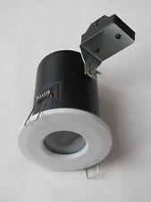 4 x bagno con doccia Faretto Ignifugo BIANCO BASSA TENSIONE 12V LUCE ddf10610-01
