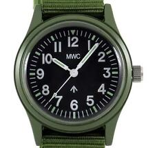 MWC Classic 1960s/70s Olive Drab European Pattern Military Watch