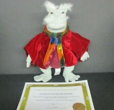 """Toy Vault 14"""" Rygel The XVI Plush Toy Sample from Farscape #2"""