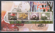 Philippines Stamps 2019 Philippine Mushrooms FDC