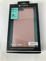 mophie Hold Force Gradient Base Case for Apple iPhone 8 Plus 7 Plus Rose Gold