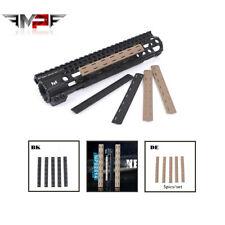 Element Airsoft 5 un.tactical Kit de panel de carril Tapas Conjunto de polímero para M-LOK wargame