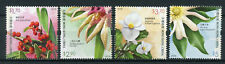 Hong Kong 2017 MNH Rare Plants Begonia 4v Set Flowers Stamps