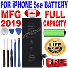 Brand NEW OEM Replacement iPhone 5SE Battery 1624 mAh with Free Tools