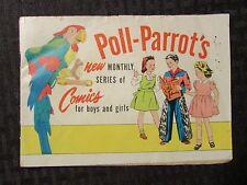 1952 MARCH OF COMICS #79 GD+ 2.5 Poll Parrot's - Andy Panda