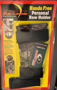 Bow Legger Hands Free Personal Bow Holder By Mossy Oak Brand Camo - New