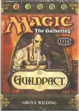 MTG Guildpact Theme Deck Gruul Wilding  NIB Magic the Gathering