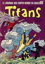 Titans N°135 - Marvel Comics - Eds. Semic - 1990