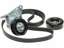 For GMC Sierra 2500 HD Serpentine Belt Drive Component Kit Gates 34391VZ
