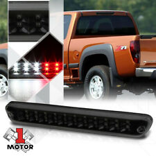 Black Smoke LED Third[3rd]Brake Light Cargo Functioned for 04-12 Colorado/Canyon