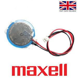 Maxell CR2450HR 3V 525mAh 2 Pin PLC Battery JST: Programmable Logic Controller