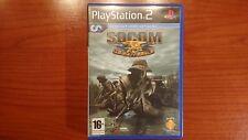 1054 Playstation 2 SOCOM US Navy Seals PS2 PAL
