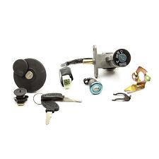 Cilindro de arranque set llave Baotian Qt-12 T12 Qt12 Rocky Qt-12e Qt-12c Tanco