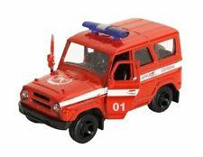 1:50 scale UAZ 31514 Russian Fire Department Die Cast Metal Car Model NEW