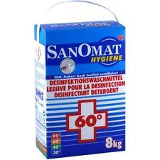 Sanomat Hygiene, VAH + RKI (A+B) zertifiziert, 8 kg, Wäschedesinfektionsmittel