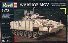 1/72 Revell Warrior MCV  Fighting Vehicle Kit #3144