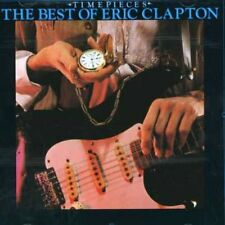 Time Pieces-Best Of E.C. - Eric Clapton (1988, CD NEUF)