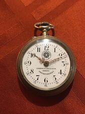 Antique Roskopf Pocket Watch- Cuervo y Sobrinos - Unicos Importadores.