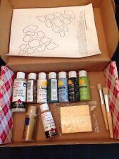 Plaid Patio Paint Outdoor Acrylic 6 /blender/accent 2oz Bottled/base coat 4 Oz