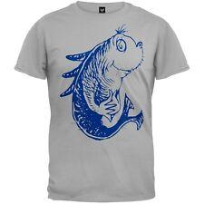 Dr. Seuss Fish Adult Mens T-Shirt